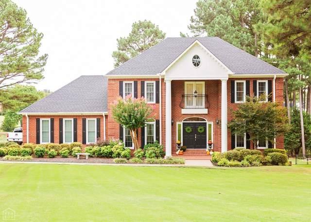 3801 Sawgrass Drive, Jonesboro, AR 72404 (MLS #10095428) :: Halsey Thrasher Harpole Real Estate Group