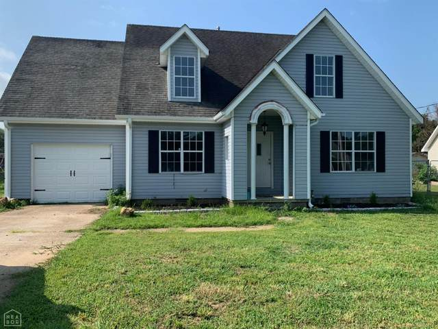 115 Cherry Street, Brookland, AR 72417 (MLS #10095445) :: Halsey Thrasher Harpole Real Estate Group