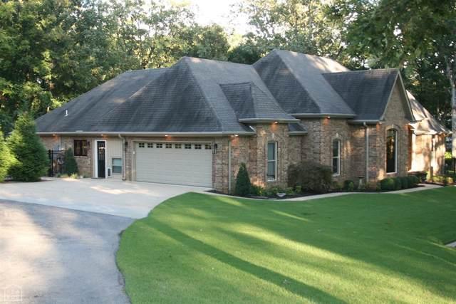 3504 Cedar Creek, Jonesboro, AR 72404 (MLS #10095461) :: Halsey Thrasher Harpole Real Estate Group