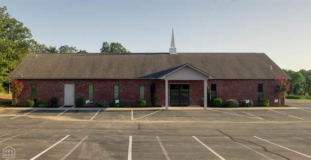 1632 Strawfloor Drive, Jonesboro, AR 72404 (MLS #10095724) :: Halsey Thrasher Harpole Real Estate Group