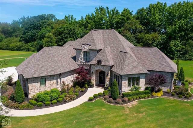34 Cr 7185, Jonesboro, AR 72405 (MLS #10095765) :: Halsey Thrasher Harpole Real Estate Group