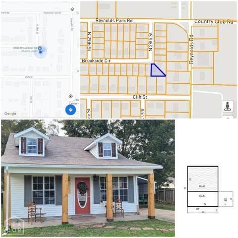 2800 Brookside Circle, Paragould, AR 72450 (MLS #10095812) :: Halsey Thrasher Harpole Real Estate Group