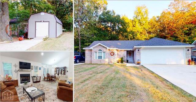 1606 Darrick, Jonesboro, AR 72405 (MLS #10095915) :: Halsey Thrasher Harpole Real Estate Group