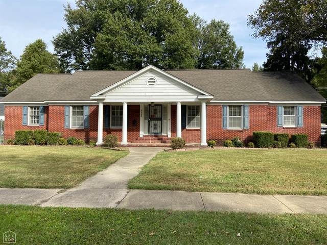 1100 Chickasawba Street, Blytheville, AR 72315 (MLS #10095943) :: Halsey Thrasher Harpole Real Estate Group