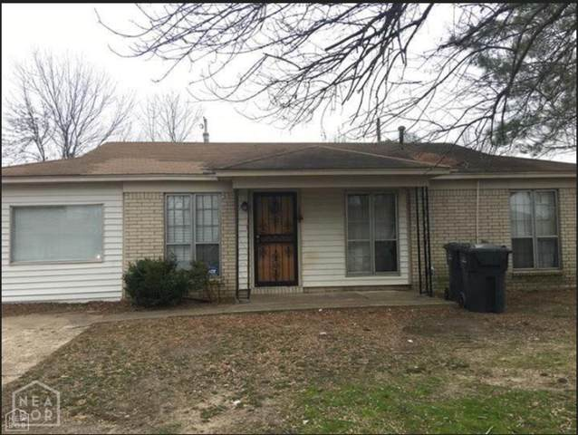 2504 Fairfield Avenue, Jonesboro, AR 72401 (MLS #10095950) :: Halsey Thrasher Harpole Real Estate Group