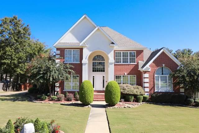 2806 Tower Park Drive, Jonesboro, AR 72404 (MLS #10095974) :: Halsey Thrasher Harpole Real Estate Group