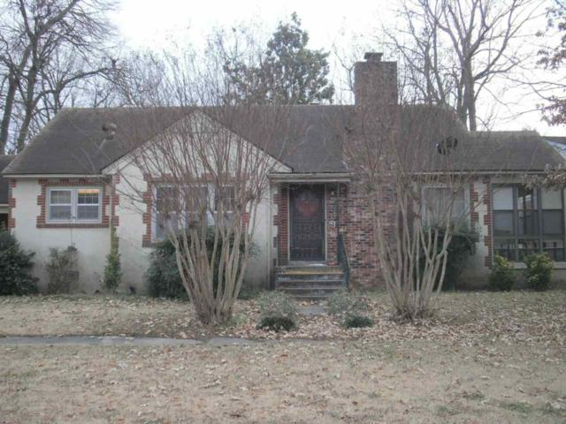 1009 W Oak, Jonesboro, AR 72401 (MLS #10072706) :: REMAX Real Estate Centre
