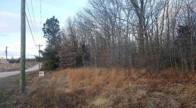4.6 acres Darr Hill Rd, Jonesboro, AR 72404 (MLS #10072934) :: REMAX Real Estate Centre