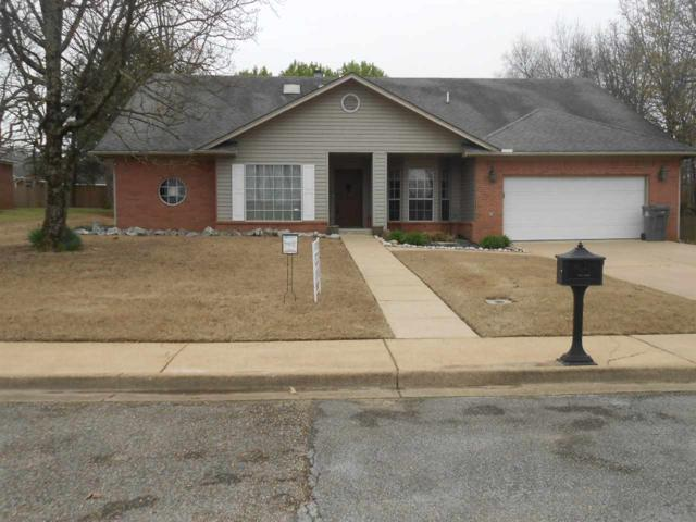 2813 Nottingham Way, Jonesboro, AR 72404 (MLS #10073019) :: REMAX Real Estate Centre