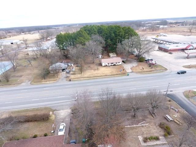 146 Hwy 167 North, Bald Knob, AR 72010 (MLS #10073266) :: Halsey Thrasher Harpole Real Estate Group