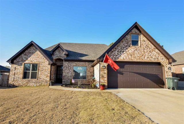 119 Harper Drive, Brookland, AR 72417 (MLS #10073928) :: REMAX Real Estate Centre