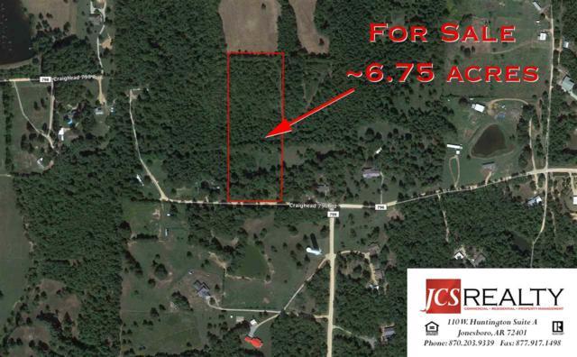 1100 Cr 796, Jonesboro, AR 72401 (MLS #10074261) :: Halsey Thrasher Harpole Real Estate Group