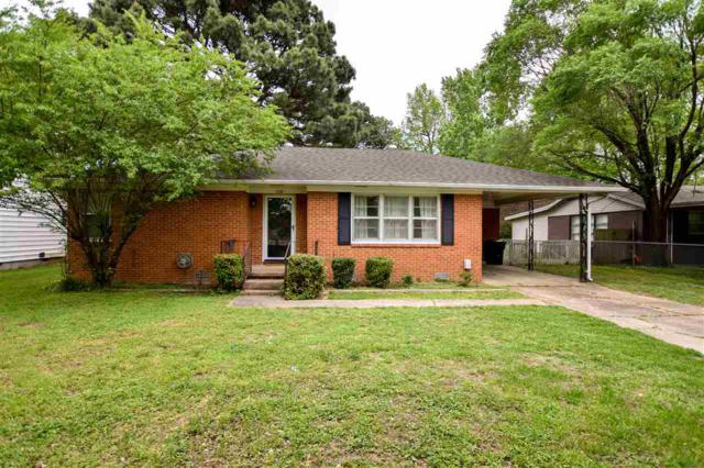 1112 W Nettleton, Jonesboro, AR 72401 (MLS #10074372) :: REMAX Real Estate Centre