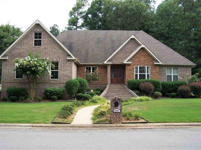 2207 Byrnewood Drive, Jonesboro, AR 72404 (MLS #10074407) :: Halsey Thrasher Harpole Real Estate Group