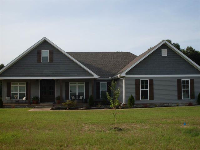 188 Cr 7612, Brookland, AR 72417 (MLS #10075075) :: REMAX Real Estate Centre