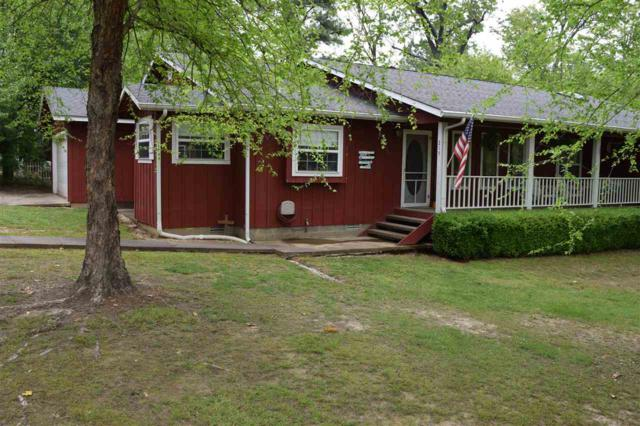 215 Cr 767, Brookland, AR 72417 (MLS #10075264) :: REMAX Real Estate Centre