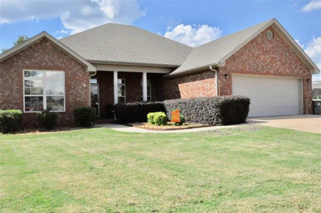 4617 Peter Trail, Jonesboro, AR 72401 (MLS #10075442) :: REMAX Real Estate Centre