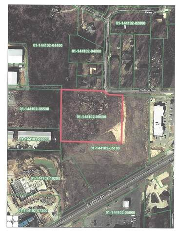 3603 Hudson, Jonesboro, AR 72401 (MLS #10076398) :: Halsey Thrasher Harpole Real Estate Group