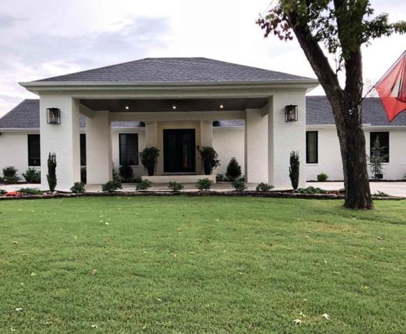 1206 Thrush, Jonesboro, AR 72401 (MLS #10076669) :: Halsey Thrasher Harpole Real Estate Group