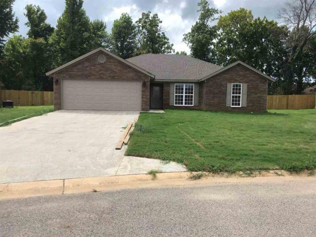 2559 Chad, Jonesboro, AR 72401 (MLS #10076672) :: Halsey Thrasher Harpole Real Estate Group