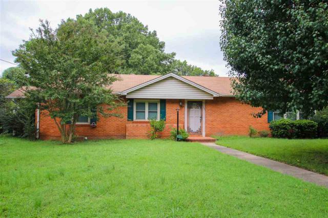 1305 Walnut St, Jonesboro, AR 72401 (MLS #10076971) :: Halsey Thrasher Harpole Real Estate Group