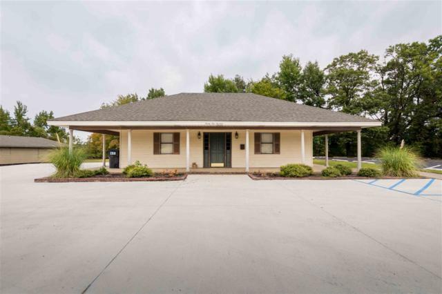 2114 E Matthews, Jonesboro, AR 72401 (MLS #10077319) :: Halsey Thrasher Harpole Real Estate Group