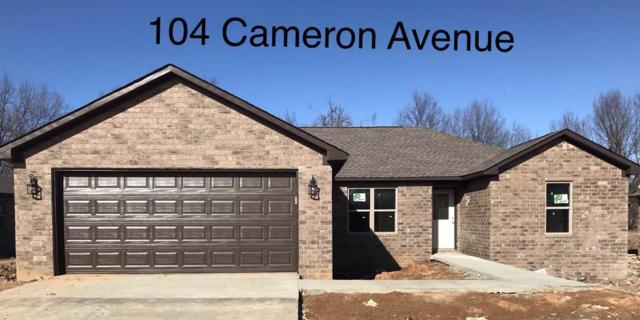 104 Cameron, Brookland, AR 72417 (MLS #10077701) :: Halsey Thrasher Harpole Real Estate Group