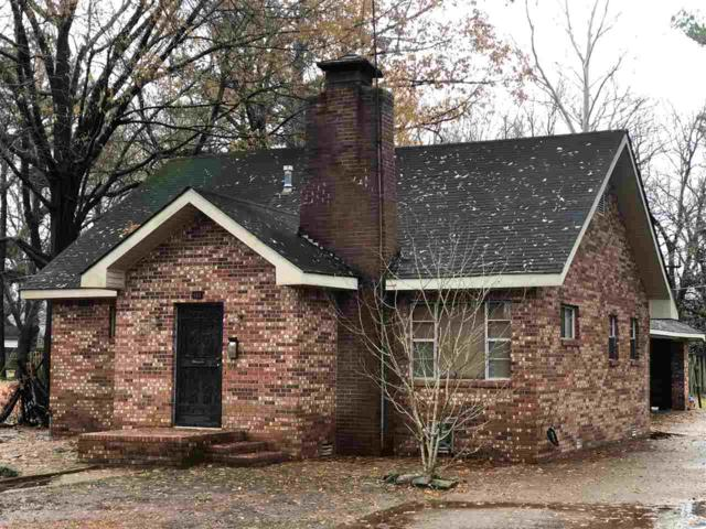 813 E Poplar Avenue, Wynne, AR 72396 (MLS #10078155) :: Halsey Thrasher Harpole Real Estate Group