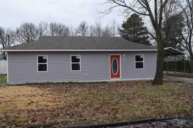 100 Adams, Brookland, AR 72417 (MLS #10078698) :: Halsey Thrasher Harpole Real Estate Group