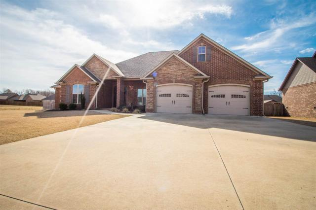 4500 Ridgefield Drive, Paragould, AR 72450 (MLS #10079018) :: Halsey Thrasher Harpole Real Estate Group