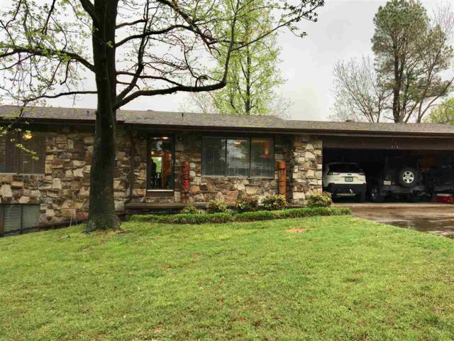 815 E Unity Rd., Paragould, AR 72450 (MLS #10080137) :: Halsey Thrasher Harpole Real Estate Group