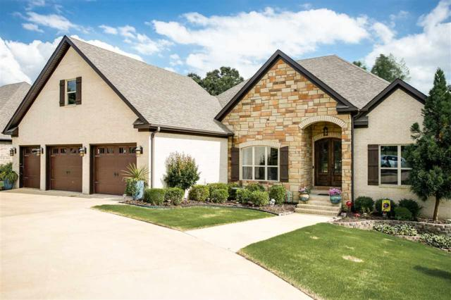 4501 Lochmoor, Jonesboro, AR 72401 (MLS #10080691) :: Halsey Thrasher Harpole Real Estate Group