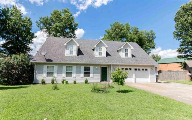 1212 Teekwood, Jonesboro, AR 72401 (MLS #10081111) :: Halsey Thrasher Harpole Real Estate Group