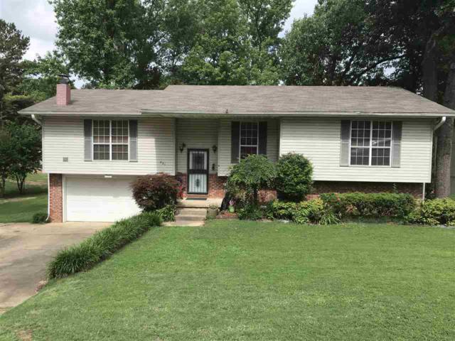 201 Cater Dr., Jonesboro, AR 72401 (MLS #10081215) :: Halsey Thrasher Harpole Real Estate Group