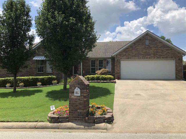 1100 Robinwood, Paragould, AR 72450 (MLS #10081435) :: Halsey Thrasher Harpole Real Estate Group