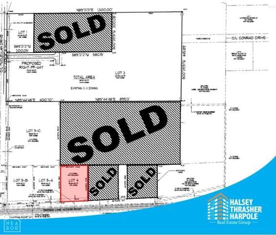 0-Lot F Centre Park, Jonesboro, AR 72401 (MLS #10081540) :: Halsey Thrasher Harpole Real Estate Group