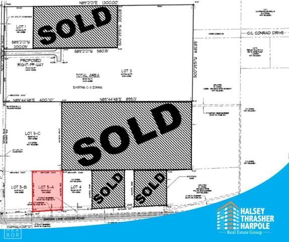 0-Lot E Centre Park, Jonesboro, AR 72401 (MLS #10081543) :: Halsey Thrasher Harpole Real Estate Group