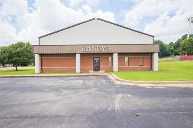 2300 N 12th Ave, Paragould, AR 72450 (MLS #10081601) :: Halsey Thrasher Harpole Real Estate Group