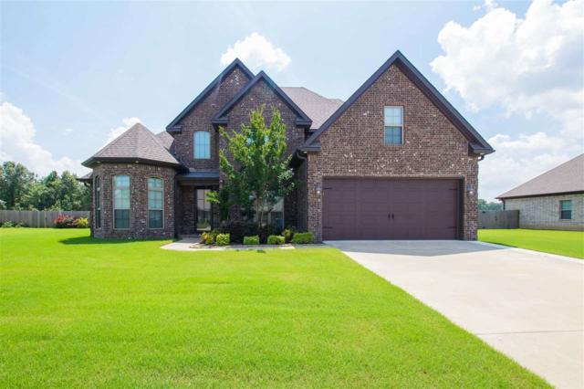 797 Smithfield, Jonesboro, AR 72401 (MLS #10081724) :: Halsey Thrasher Harpole Real Estate Group