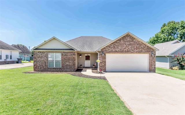 1209 Hemingway, Jonesboro, AR 72401 (MLS #10082099) :: Halsey Thrasher Harpole Real Estate Group