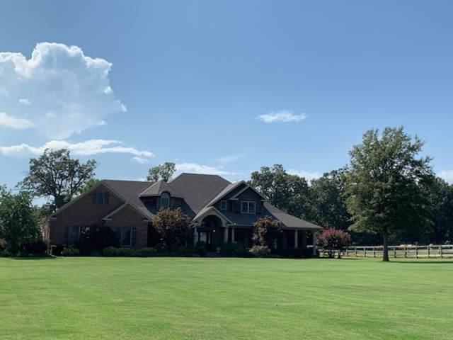 126 Cr 7593, Jonesboro, AR 72401 (MLS #10082218) :: Halsey Thrasher Harpole Real Estate Group