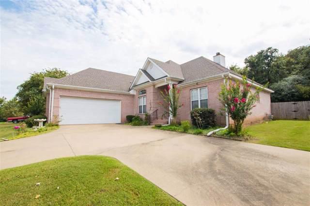4133 Sandra Ln., Jonesboro, AR 72401 (MLS #10082546) :: Halsey Thrasher Harpole Real Estate Group