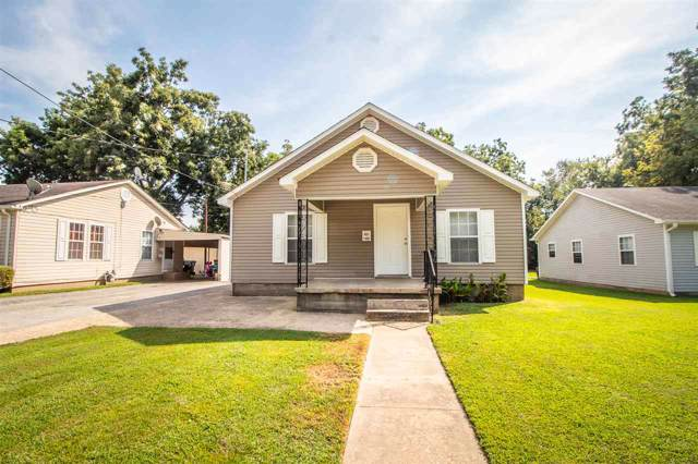 1405 W Jefferson, Jonesboro, AR 72401 (MLS #10082740) :: Halsey Thrasher Harpole Real Estate Group
