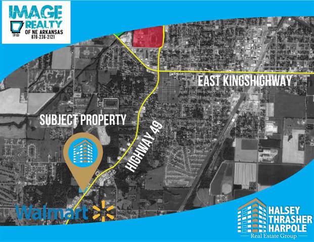 2206 Linwood, Paragould, AR 72450 (MLS #10083669) :: Halsey Thrasher Harpole Real Estate Group