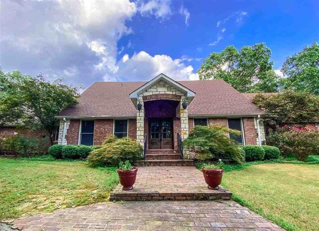 814 Sherwood Oaks Lane, Jonesboro, AR 72404 (MLS #10083928) :: Halsey Thrasher Harpole Real Estate Group