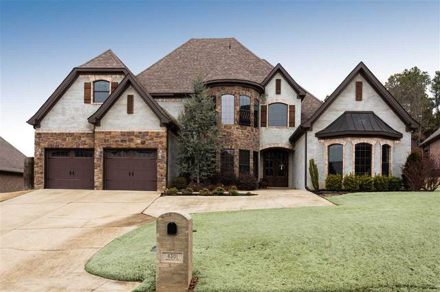 4301 Annadale Cr., Jonesboro, AR 72404 (MLS #10084491) :: Halsey Thrasher Harpole Real Estate Group