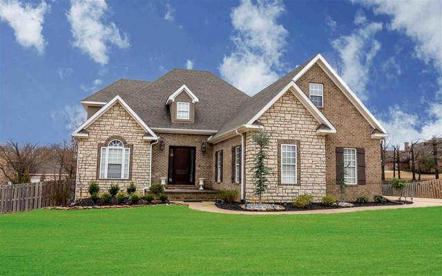 2810 Tower Park Dr., Jonesboro, AR 72404 (MLS #10085141) :: Halsey Thrasher Harpole Real Estate Group