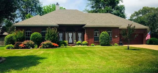 1800 Fox Meadow Lane, Jonesboro, AR 72404 (MLS #10085615) :: Halsey Thrasher Harpole Real Estate Group