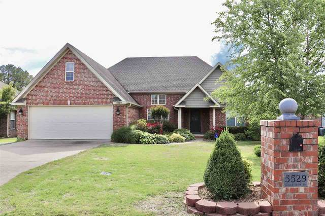 5529 Timber Creek, Jonesboro, AR 72404 (MLS #10085857) :: Halsey Thrasher Harpole Real Estate Group
