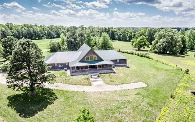 437 County Road 799, Jonesboro, AR 72405 (MLS #10086178) :: Halsey Thrasher Harpole Real Estate Group
